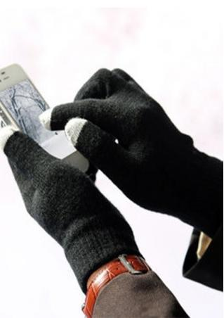 Touch Screen Splicing Gloves Touch