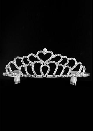 Crystal Rhinestone Diamante Headband Crystal
