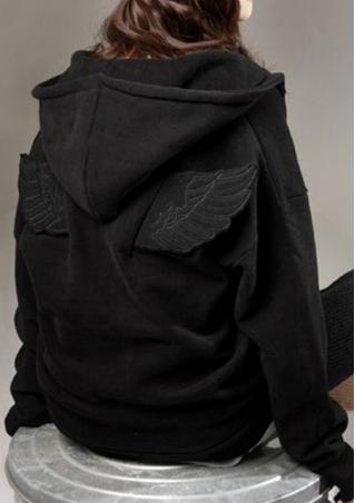 Angel Wings Hoodie Angel