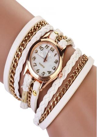 Multilayer Bracelet Watch