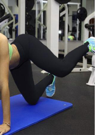 One Size Yoga High Elastic Leggings Pants Brandless