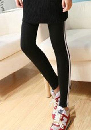 Pantaloni de damă pentru yoga, fashion, skinny fit, din bumbac
