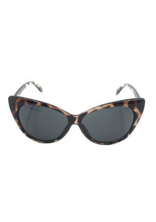 Eyecat Leopard Print Sunglasses