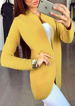 Long Sleeve Casual Fashion Coat