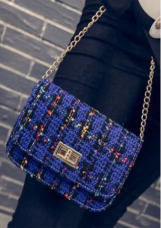 PU Leather Clutch Shoulder Bag PU