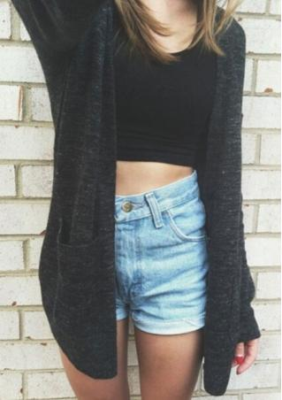 Pocket Knit Cardigan