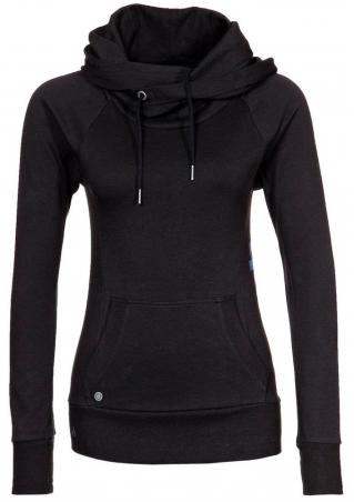 Pocket Long Sleeve Solid Hoodie