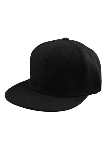 Hats Hip-Hop Sports Baseball Cap in Black фото