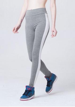 Splicing Skinny Sports Yoga Pants Splicing
