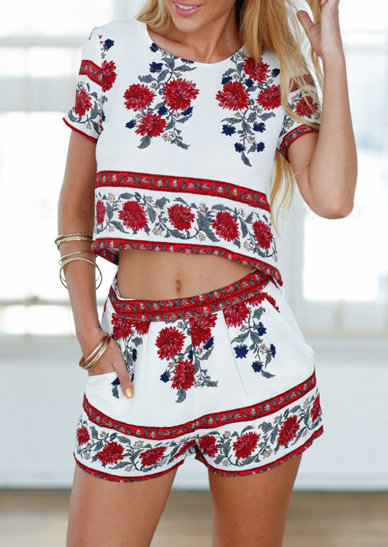 Find great deals on eBay for crop top shorts set. Shop with confidence.
