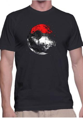 Pokemon GO Gaming Printed T-Shirt