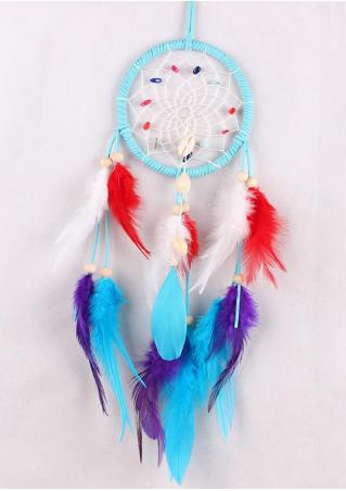 Round Dream Catcher Hanging Decoration