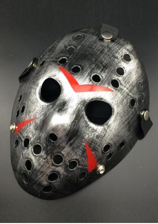 Halloween Cosplay Jason Voorhees Mask