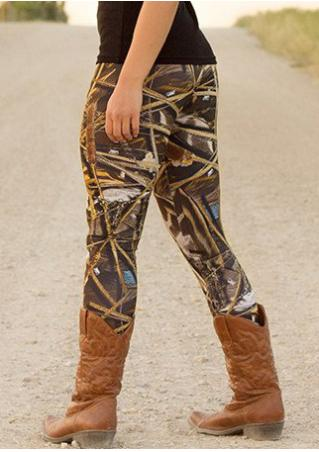 Abstract Printed Stretchy Skinny Slim Leggings Abstract