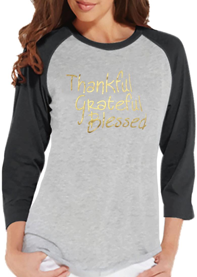 Tricou de damă, fashion, cu imprimeu grafic și mâneci 3/4