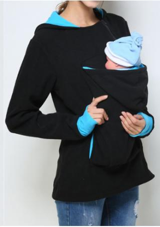 Adjustable Baby Carrier Hoodie Adjustable