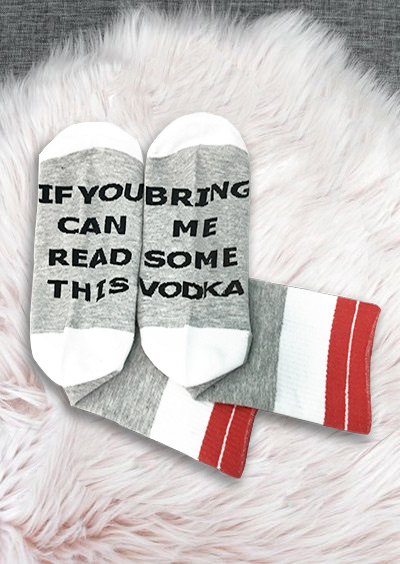 If You Can Read This Socks Fairyseason