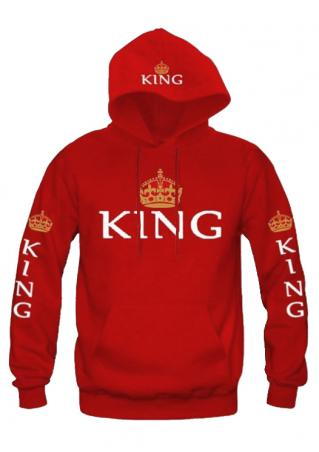 King Imperial Crown Hoodie