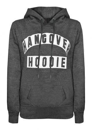 Hangover Pocket Hoodie