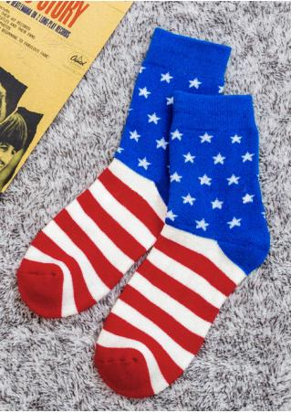 National Flag Socks