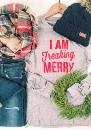 I am Freaking Merry T-Shirt