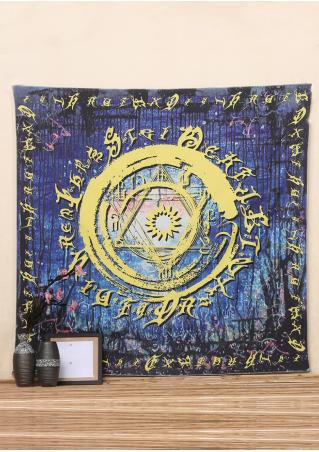 Printed Square Tapestry