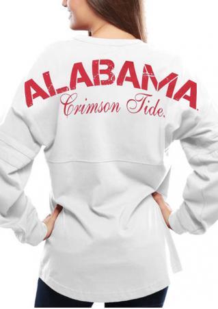 Alabama Crimson Tide Sweatshirt Alabama