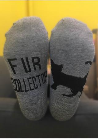 Fur Collector Cat Socks