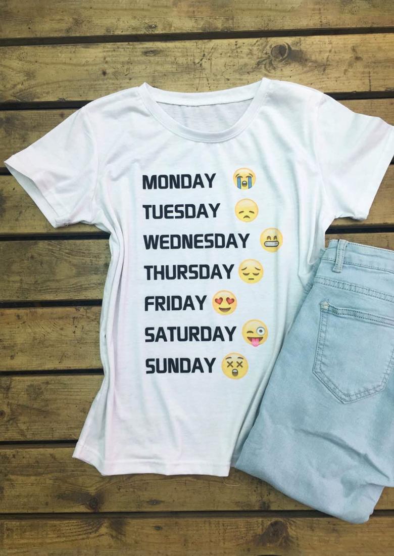 Tricou de damă, casual, cu mâneci scurte și imprimeu grafic