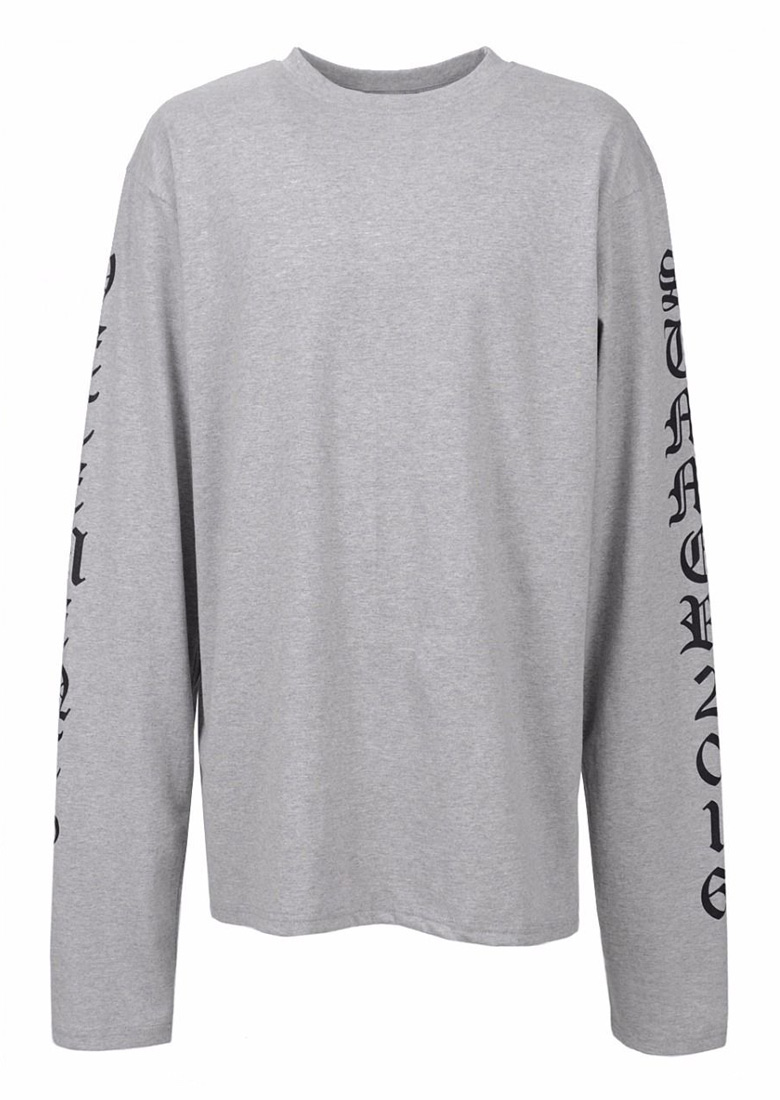 2016 Letter Long Sleeve Sweatshirt Fairyseason