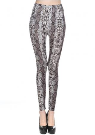 Printed Sexy Stretchy Leggings