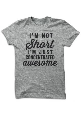 I'm Just Concentrated Awesome T-Shirt