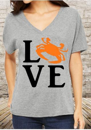 Crab Love T-Shirt