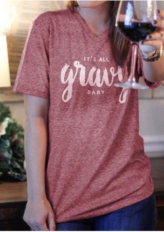 It's All Gravy Baby T-Shirt