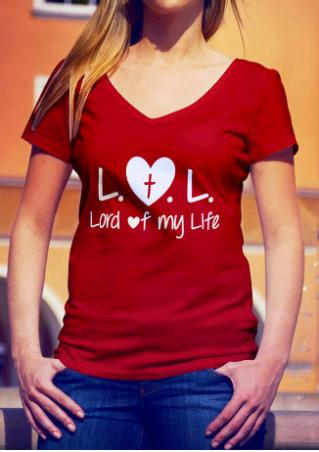 LOL Lord of My Life T-Shirt