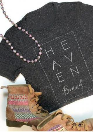 Heaven Bound Short Sleeve T-Shirt