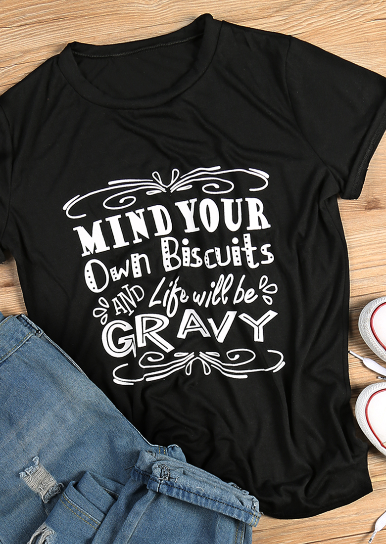 Tricou de damă, fashion, slim fit, din poliester, cu imprimeu grafic, mâneci scurte și guler rotund
