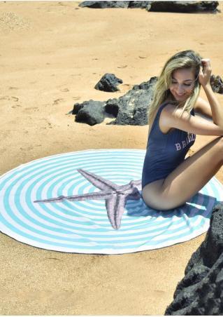 Starfish Target Beach Blanket