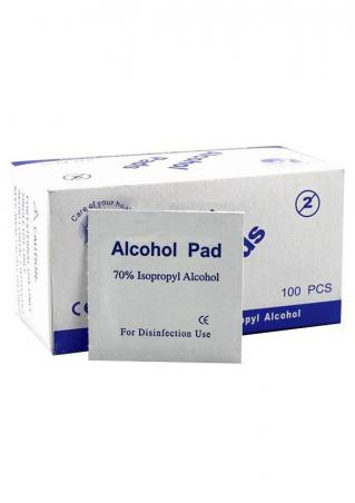 Skin Cleanser Cleaning Sterilization Alcohol Pads