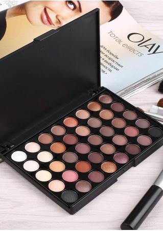 40 Colors Matte Luminous Eyeshadow Palette