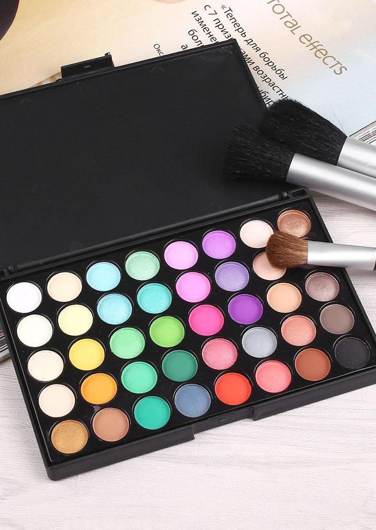 40 Colors Matte Luminous Eyeshadow Palette