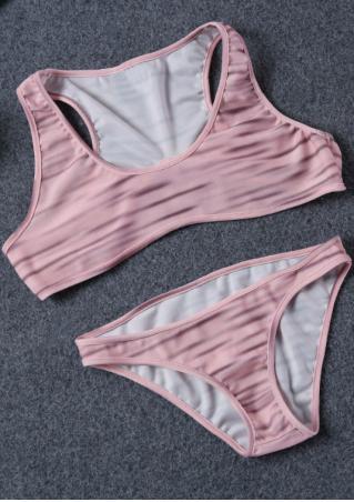 Printed Bikini Set Printed