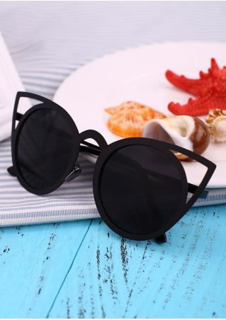 Frame Cat Eye Sunglasses