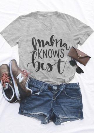 Tricou de damă, fashion, slim fit, cu imprimeu grafic și mâneci scurte