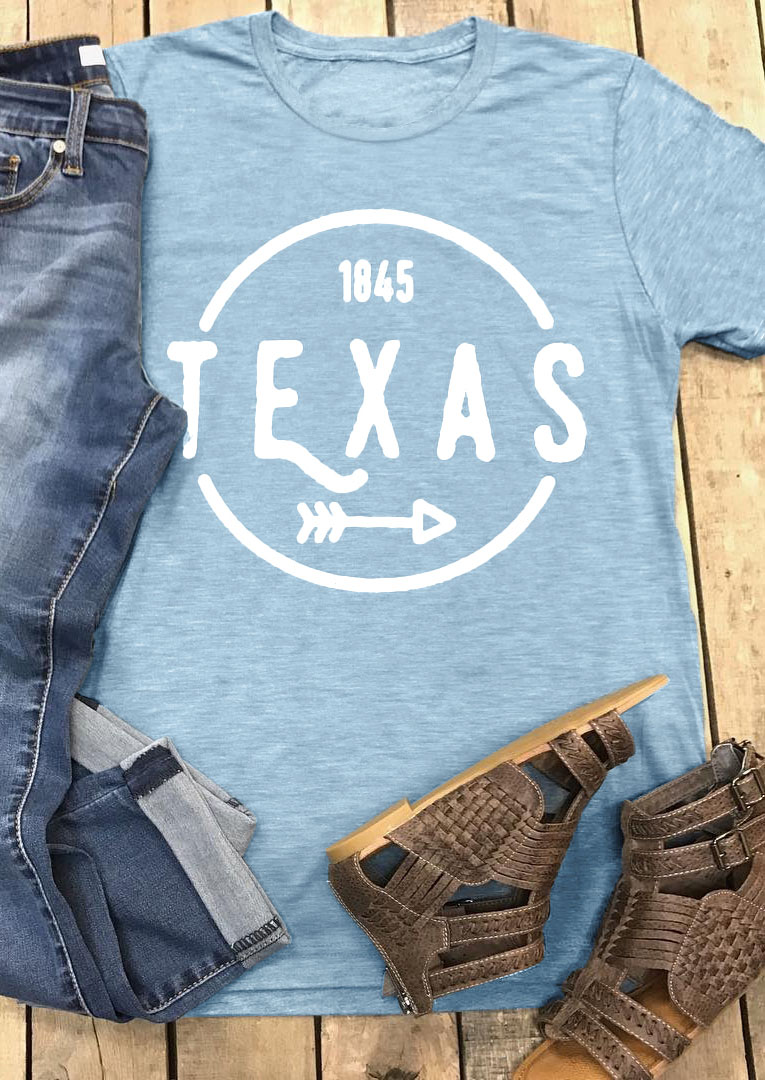 Image of 1845 Texas Arrow T-Shirt