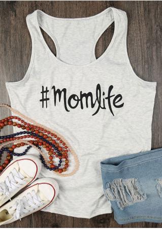 Mom Life Tank
