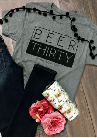 Beer Thirty T-Shirt Beer