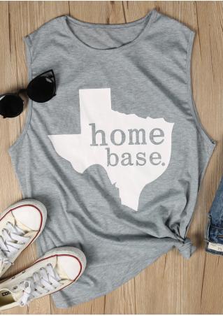 Texas Home Base Tank