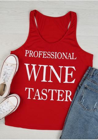 Professional Wine Taster Tank