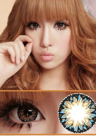 Big Eyes Cosmetic Makeup Contact Lense
